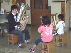 吹奏楽楽器クリニック
