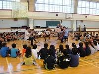 ワークショップ開催・札幌市立南月寒小学校