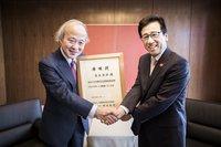 尾高忠明 札響名誉音楽監督 『札幌文化芸術劇場 芸術アドバイザー』へ