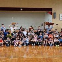 札響音楽創造体験プログラム開催/札幌市立琴似中央小学校