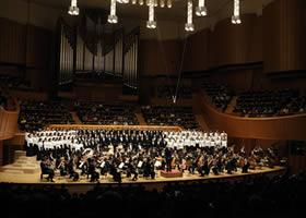 「札響の第9」2008より © Photo by Masahide Sato