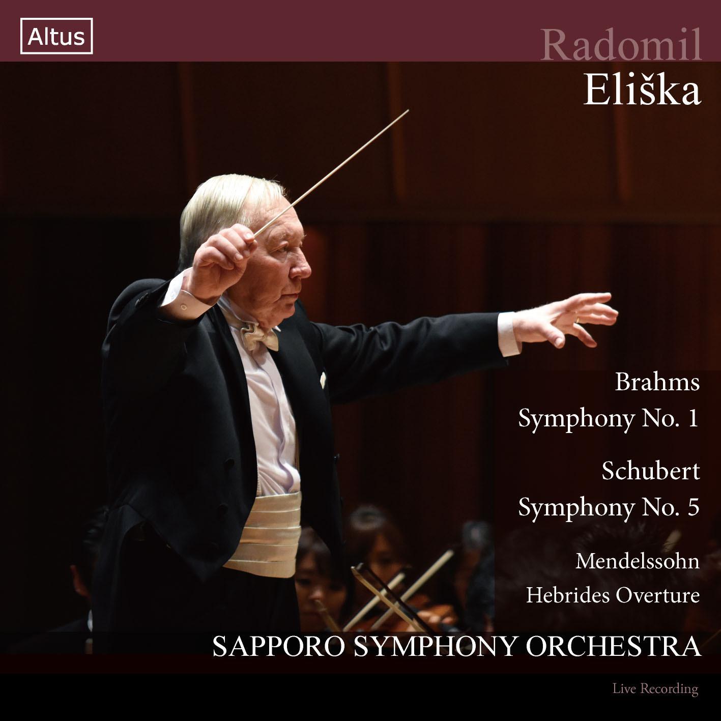 Radomil Eliska Sapporo Symphony Orchestra Brahms Symphony No. 1