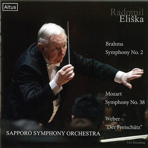 Brahms Symphony No. 2 Radomil Eliska Sapporo Symphony Orchestra