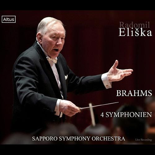 Radomil Eliska Brahms 4 Symphonien Sapporo Symphony Orchestra