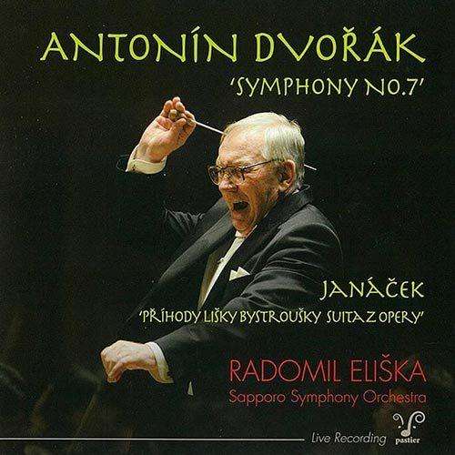 Dvorak Symphony No. 7 Radomil Eliska Sapporo Symphony Orchestra