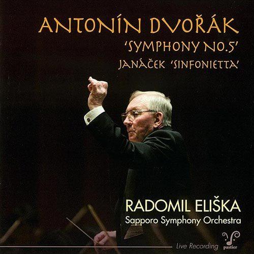 Dvorak Symphony No. 5 Radomil Eliska Sapporo Symphony Orchestra