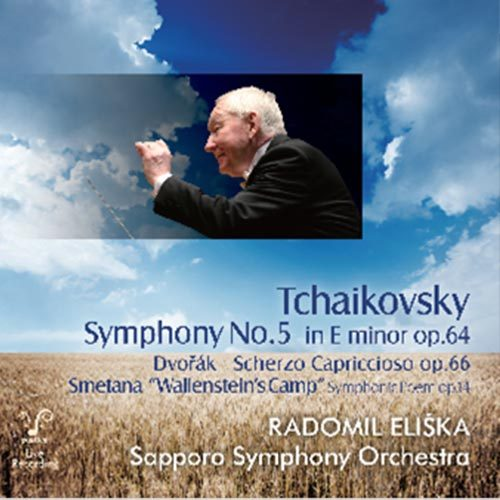 Tchaikovsky Symphony No. 5 Radomil Eliska Sapporo Symphony Orchestra