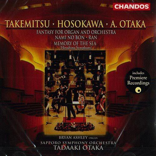 Atsutada Otaka, Toru Takemitsu and Toshio Hosokawa Tadaaki Otaka Sapporo Symphony Orchestra