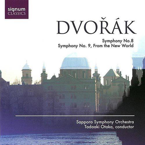 Dvorak Symphony No. 8 Symphony No. 9