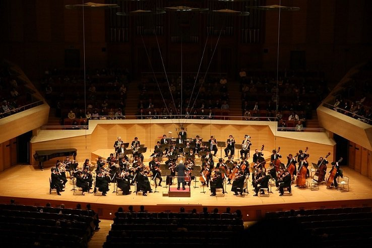 Video Clip of Sapporo Symphony Orchestra Tokyo Concert 2019