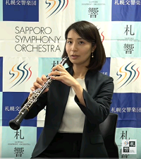 【Video】One point advice to Brass band from the Sapporo Symphony Orchestra members